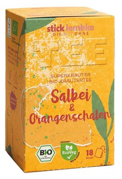 Salbei & Orangenschalen
