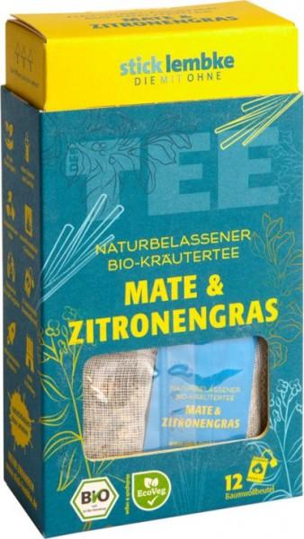 Mate & Zitronengras