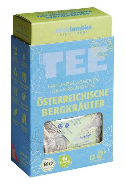 Österreichische Bergkräuter