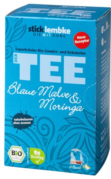 Blaue Malve & Moringa