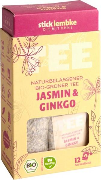 Jasmin & Ginkgo