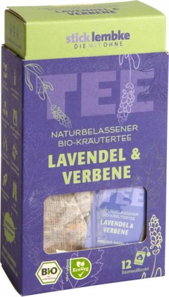 Lavendel & Verbene