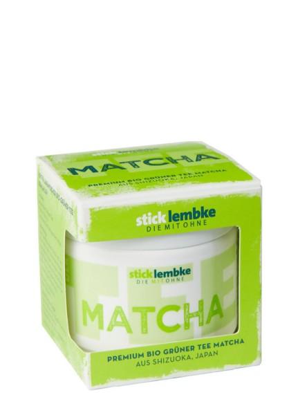 Premium Matcha Pulver