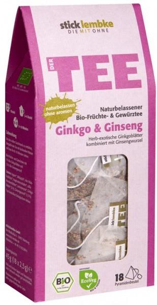 Ginkgo & Ginseng